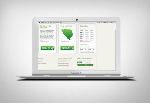 Sberbank BH kalkulator valuta | Website.ba | Development of website