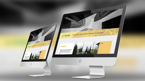 Senabil | Website.ba | Development of website