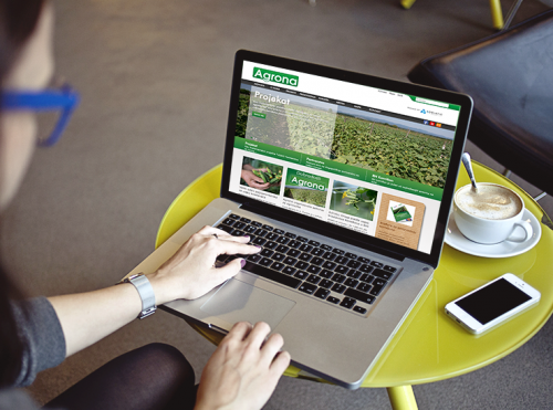 Agrona | Website.ba | Development of website
