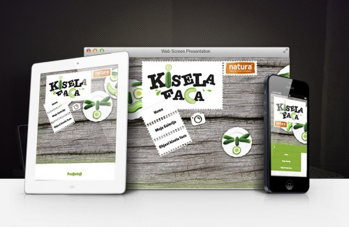 Kisela Faca APP | Website.ba | Development of website